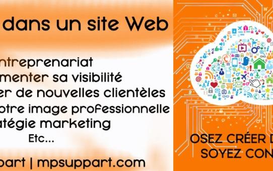 Pourquoi investir dans un site Web ?